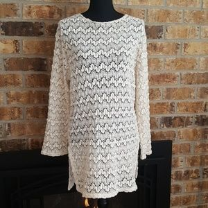 Chaus | Crochet Cover up
